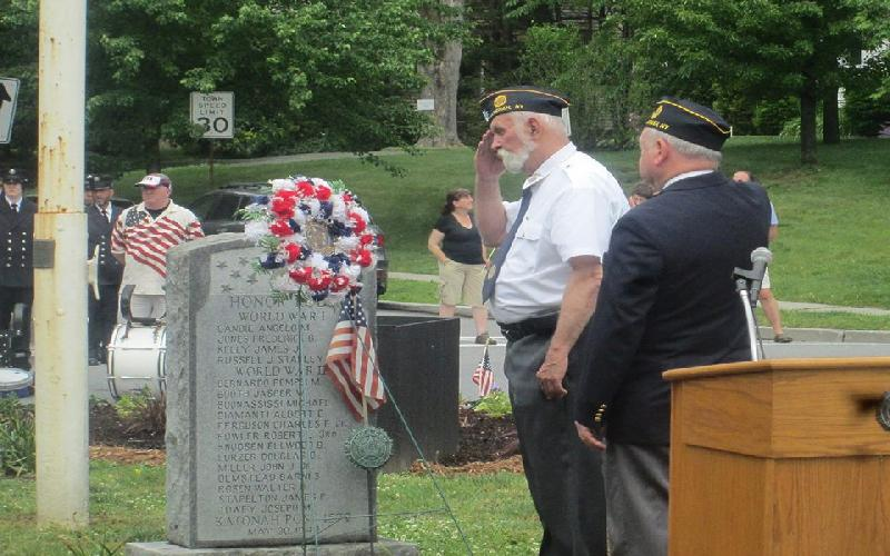 Katonah Gathers to Honor its Veterans and First Responders on Memorial Day