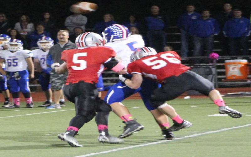 Somers Sinks Pirates 48-7