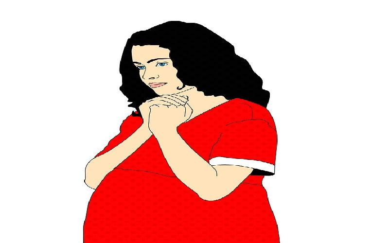 5 Confirmatory Indications that Confirm that a Woman is in her Mid Pregnancy Stage