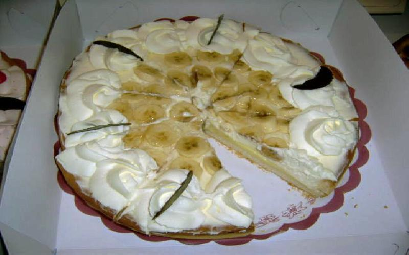 Easy, Tasty and Moist Banana Cake Recipe with Steps