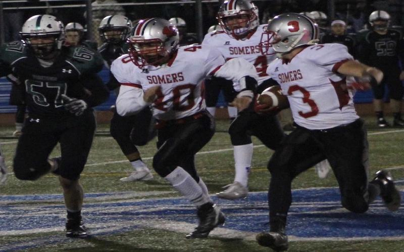 Somers Routs Yorktown to take Section One, Class A Title