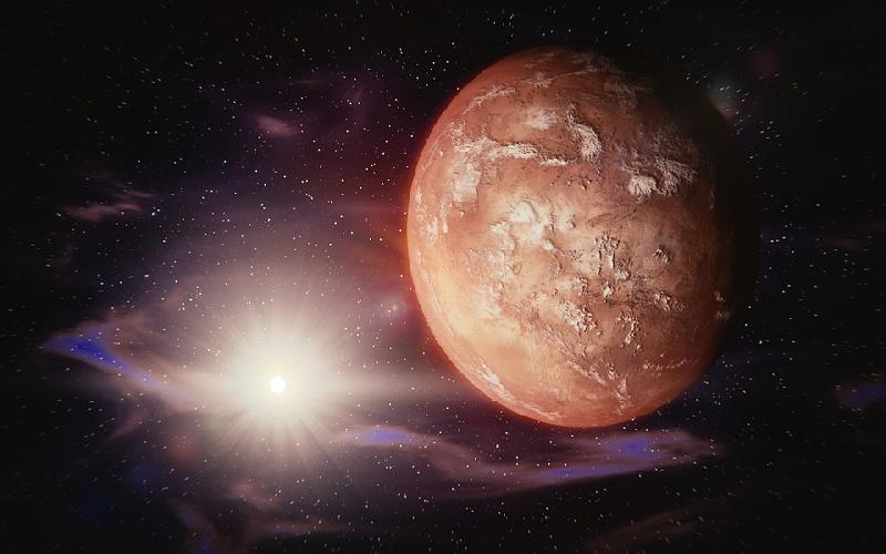 Mars in vedic astrology