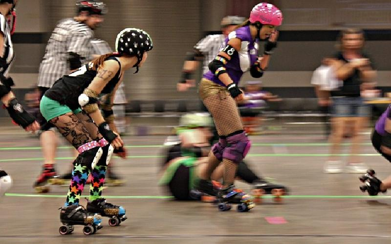 Suburban Brawl Brings Roller Derby to Yonkers