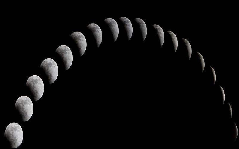 Moon in Vedic Astrology