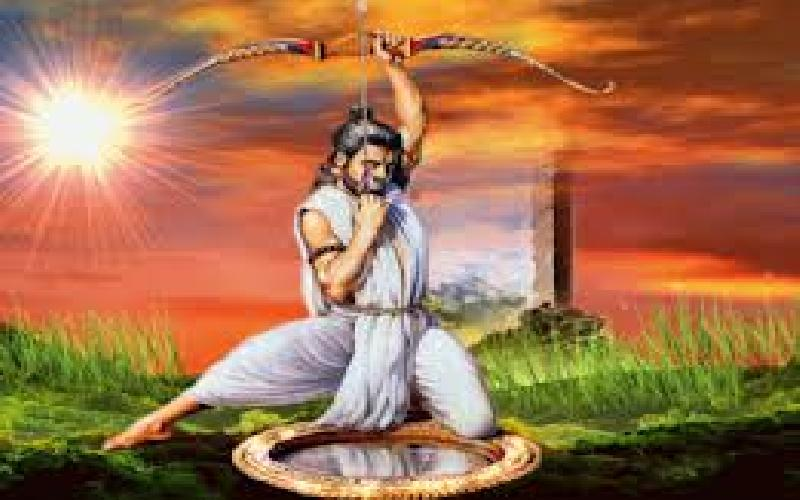 How guilt paralyzed and immobilized Arjuna's psyche in Gita?