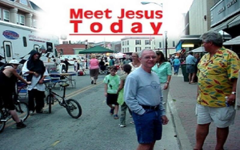 Meet Jesus Today