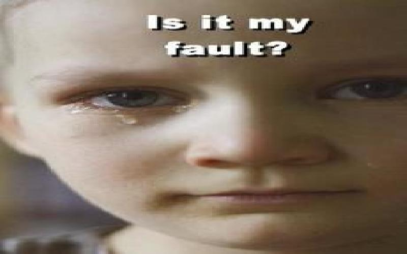 Guilt is result of our wrong notions/ beliefs of mind cherished during childhood.