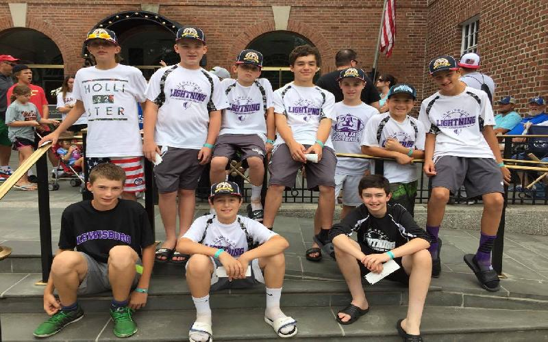 The Lewisboro Lightning Never Quit as their Three Year Journey Ends