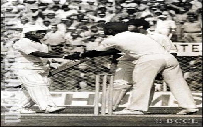 Sir Vivian Richards and Sunil Gavaskar were great batsmen in their own esteem.