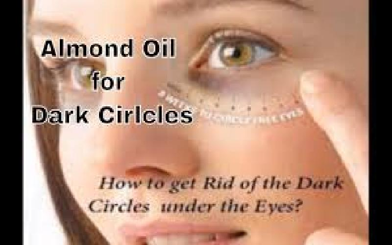 How to Use Almond Oil for Dark Circles Under Eyes ?