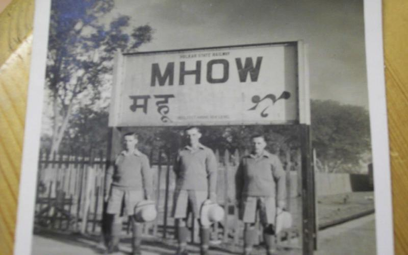 MHOW, the Oldest Military cantonment in India