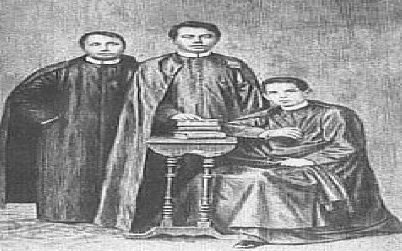 The Cavite Mutiny and the Three Martyr Priests