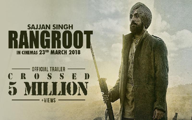 Sajjan Singh Rangroot - A Film on Glory of Sikh Soldiers in France