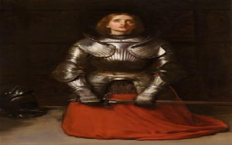 Joan of Arc- The Great Warrior