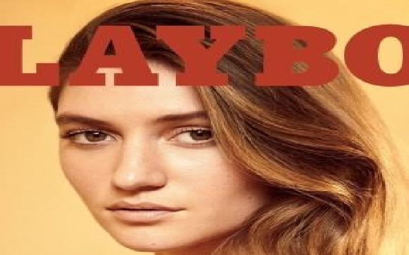 Playboy is back to its earlier Format
