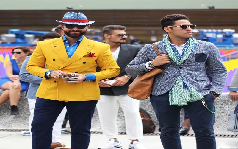 Dressing for the Modern Man