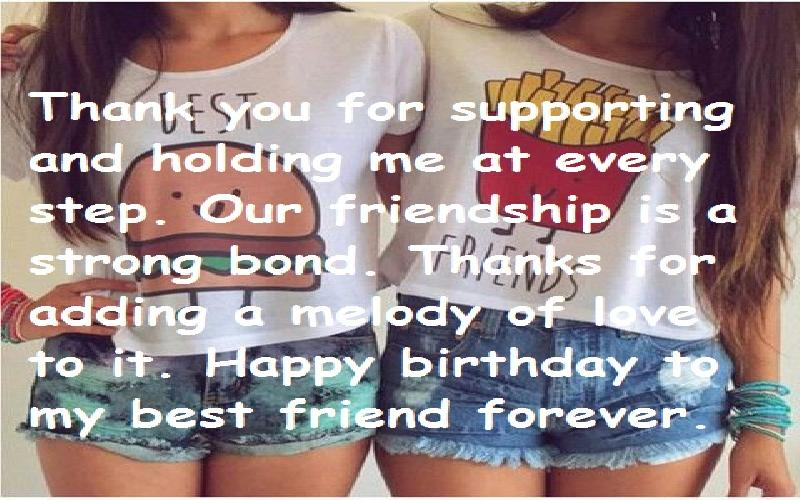 Best Long Birthday Messages and Wishes For Best Friend