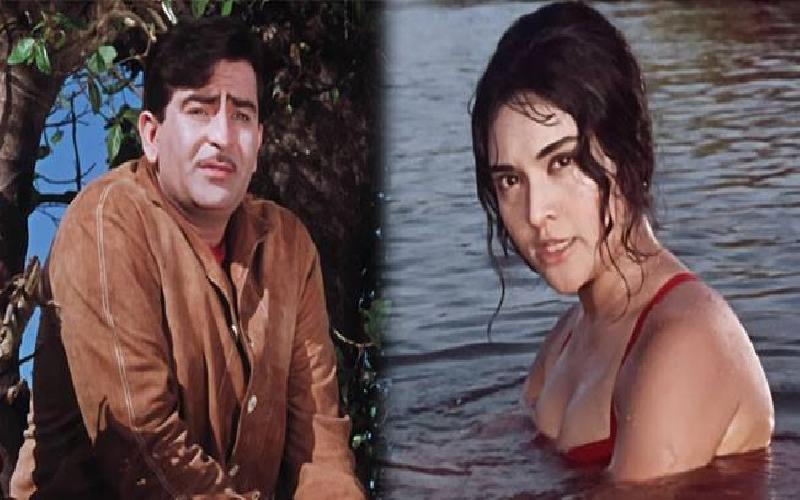 First Coloured Films of Dilip Kumar, Raj Kapoor, Nargis and Madhubala
