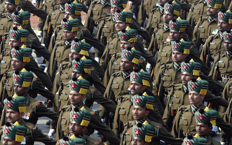 Madras Regiment of Indian Army