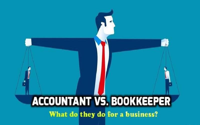 Bookkeeping Versus Accounting