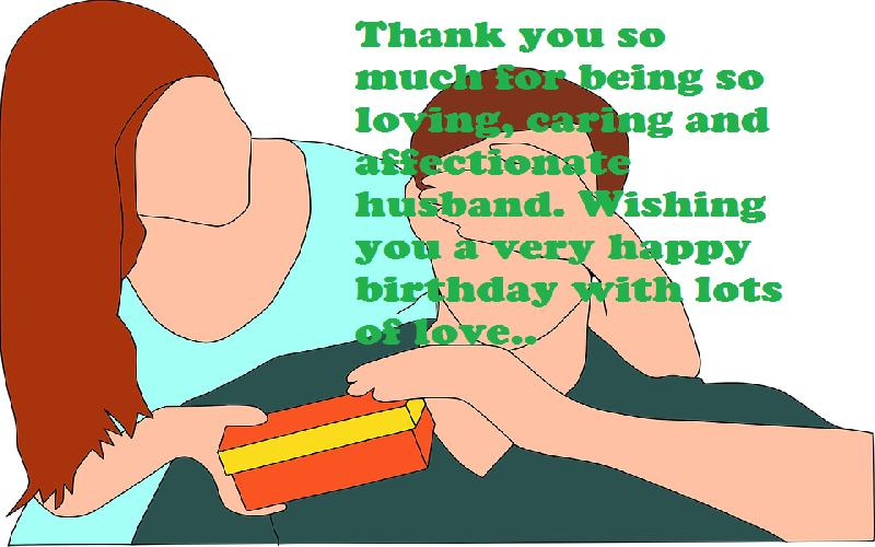 Birthday Wishes and Messages for a Husband