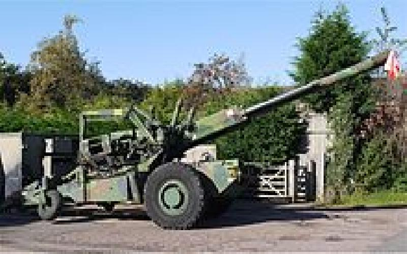 A Look at the Bofors Gun of the IndianArmy