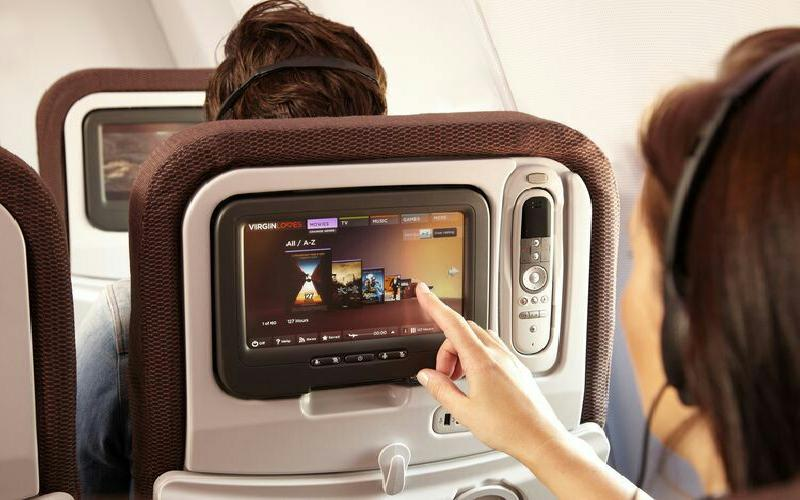 Evolution of in-flight entertainment directs passengers to choose connectivity over movies