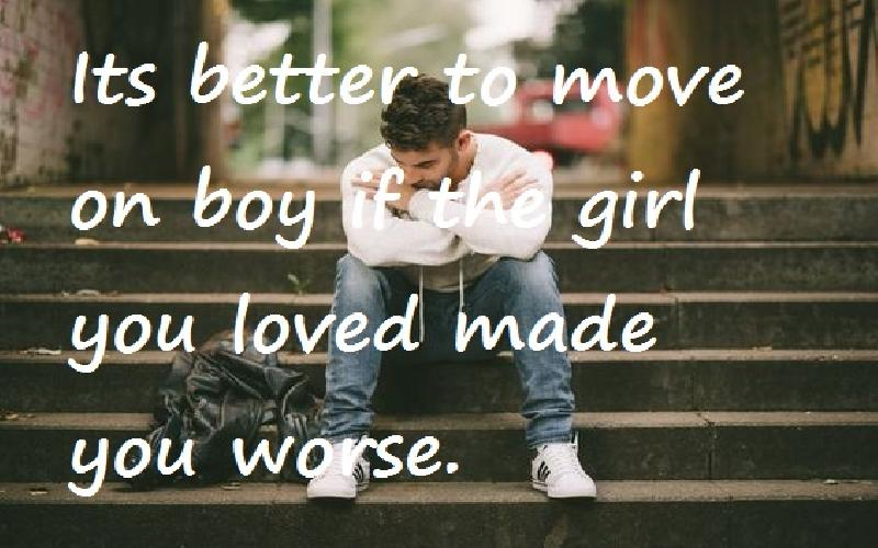 Move On Quotes For Him