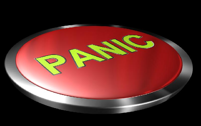 Panic attacks - when you feel like dying