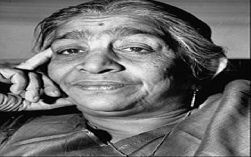 Sarojini Naidu- The Nightingale of India