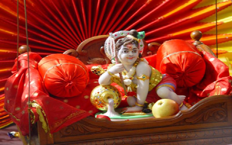 Hindu Holidays and Festivals: Krishna Janmashtami