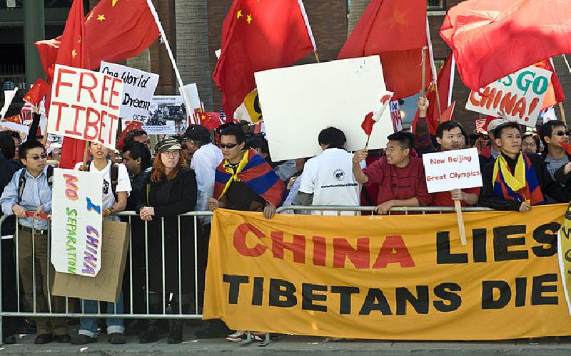 Tibet: The Question of Freedom