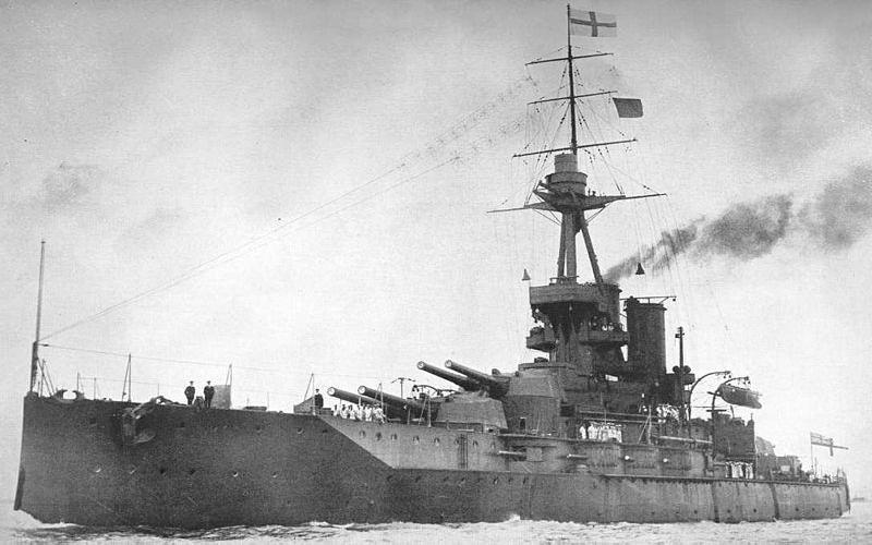 Admiral John Rushworth Jellicoe