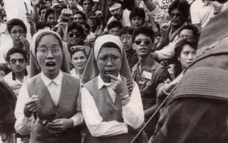 Reasons Behind the 1986 EDSA People's Power Revolution