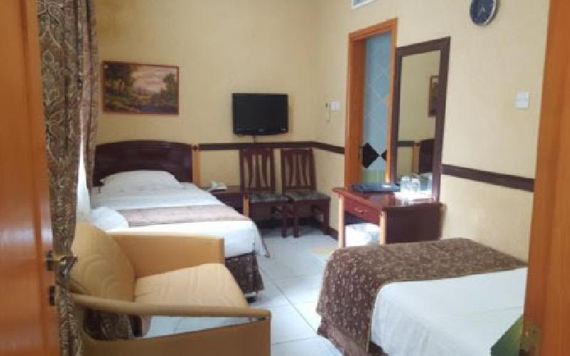 Hotels: Budget Hotel in Dubai-San Marco