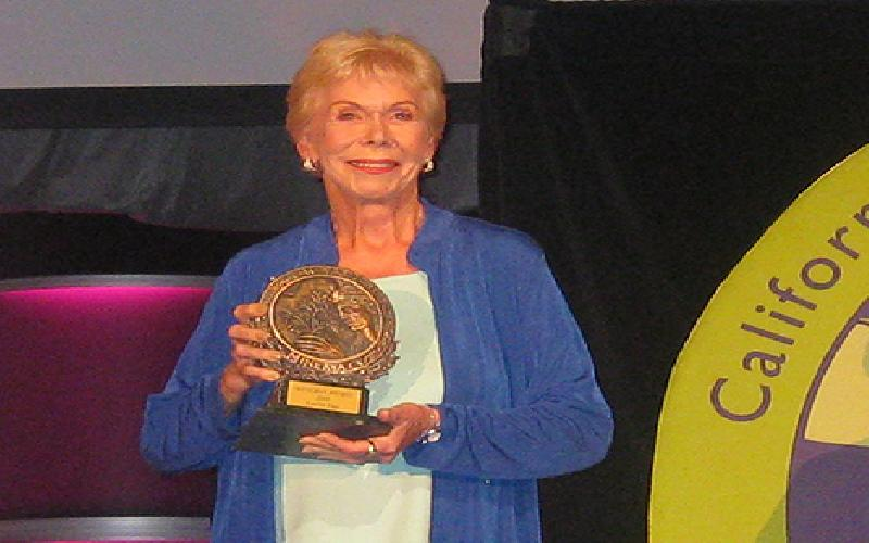 Louise Hay- the lady, who has been healing the lives of a manifold of people