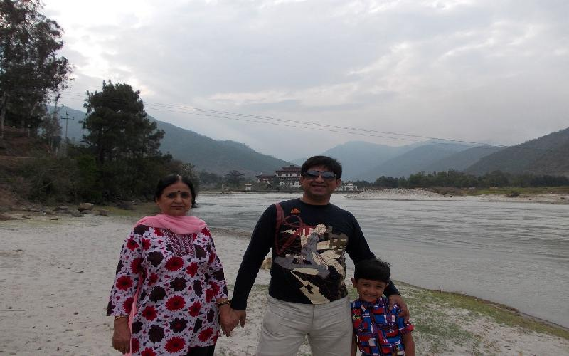 Punakha Valley is a traveller's paradise.