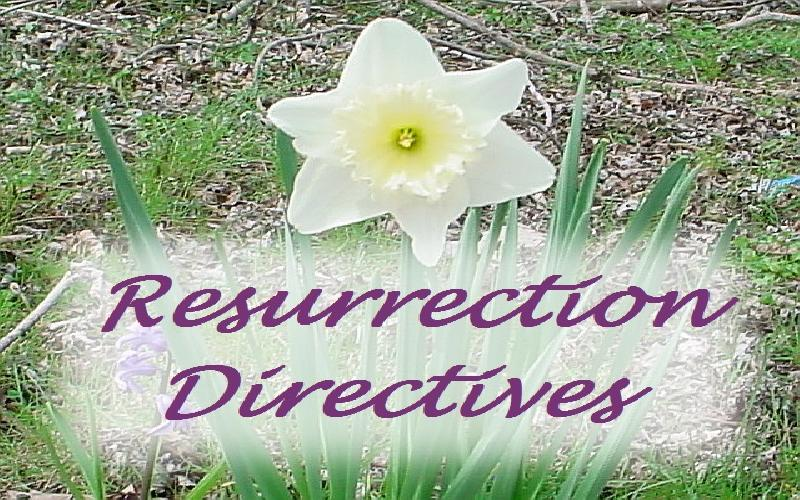 Resurrection Directives