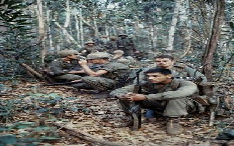 The Resistance of Vietnam Against America