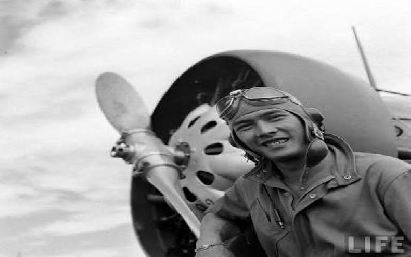 The Philippine Fighter Pilot Hero at the Age of 26