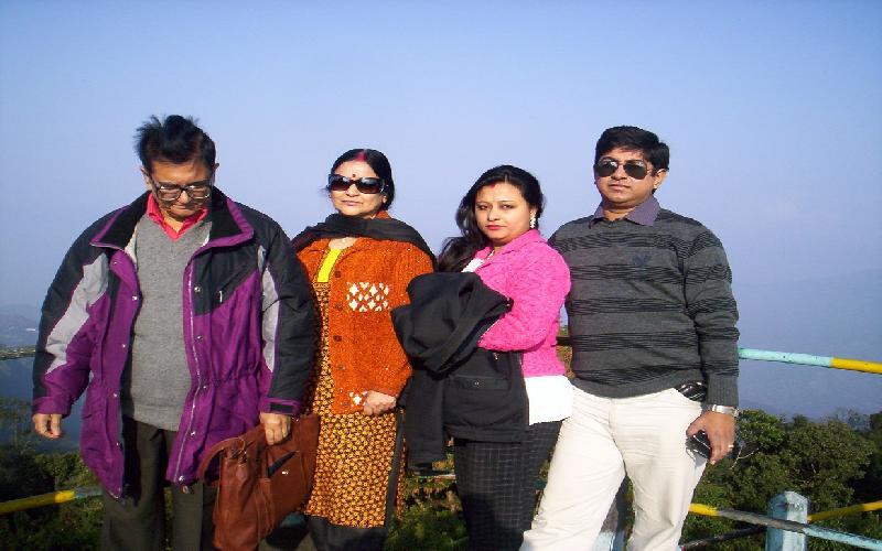 Amorous tourist destination Rishop