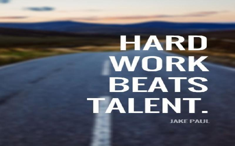 Quotes About Working Hard To Achieve Goals Samplemessages Blog