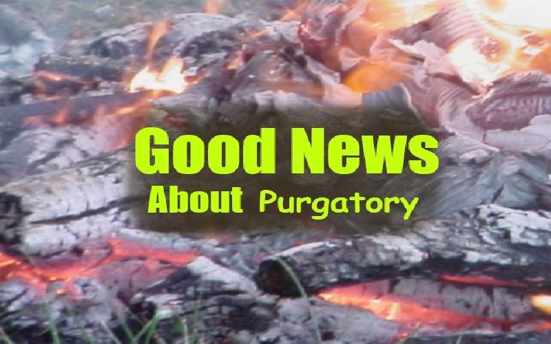Good News About Purgatory