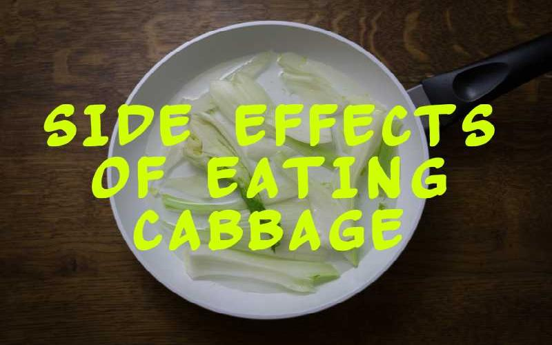 8 Major Side Effects of Eating Cabbage