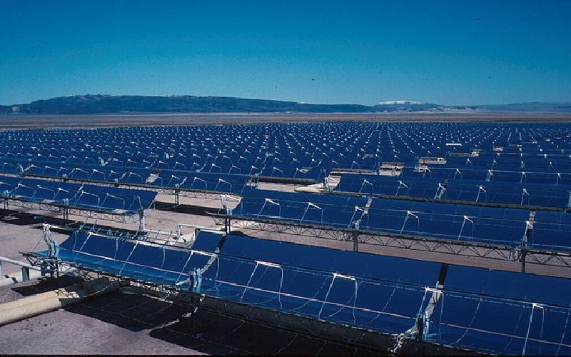 Commercial Viability of Solar Energy can Completely Change the World