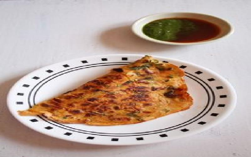 Besan Ka Cheela / Gram Flour Pancake Recipe
