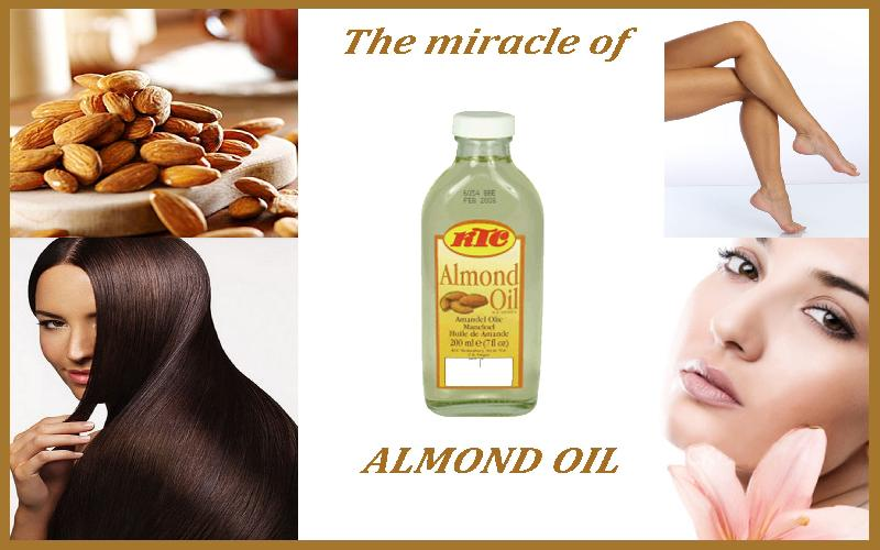 Benefits of Almond Oil for Hair - Is Almond Oil Good for Hair?