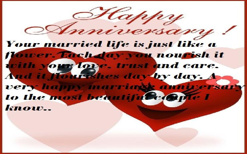 Cool Wedding Anniversary Wishes And Quotes For A Couple