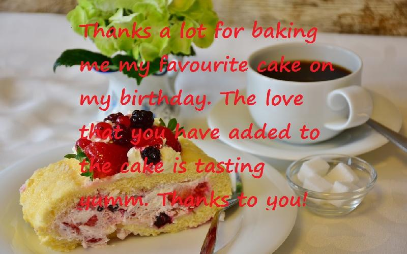 Thank you Quotes and Messages to Wife for Birthday Wishes from Husband