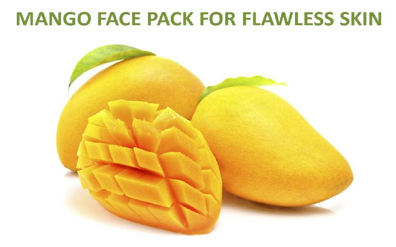 How To Make Mango Face Pack for Flawless Skin
